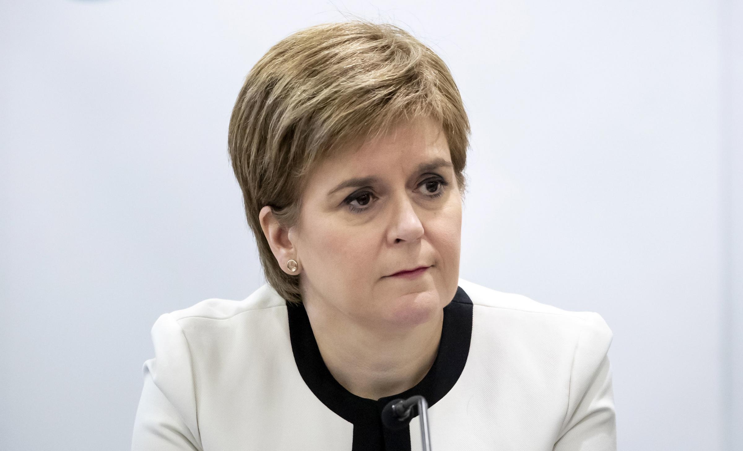 Nicola Sturgeon responds to sentencing of Catalan leaders