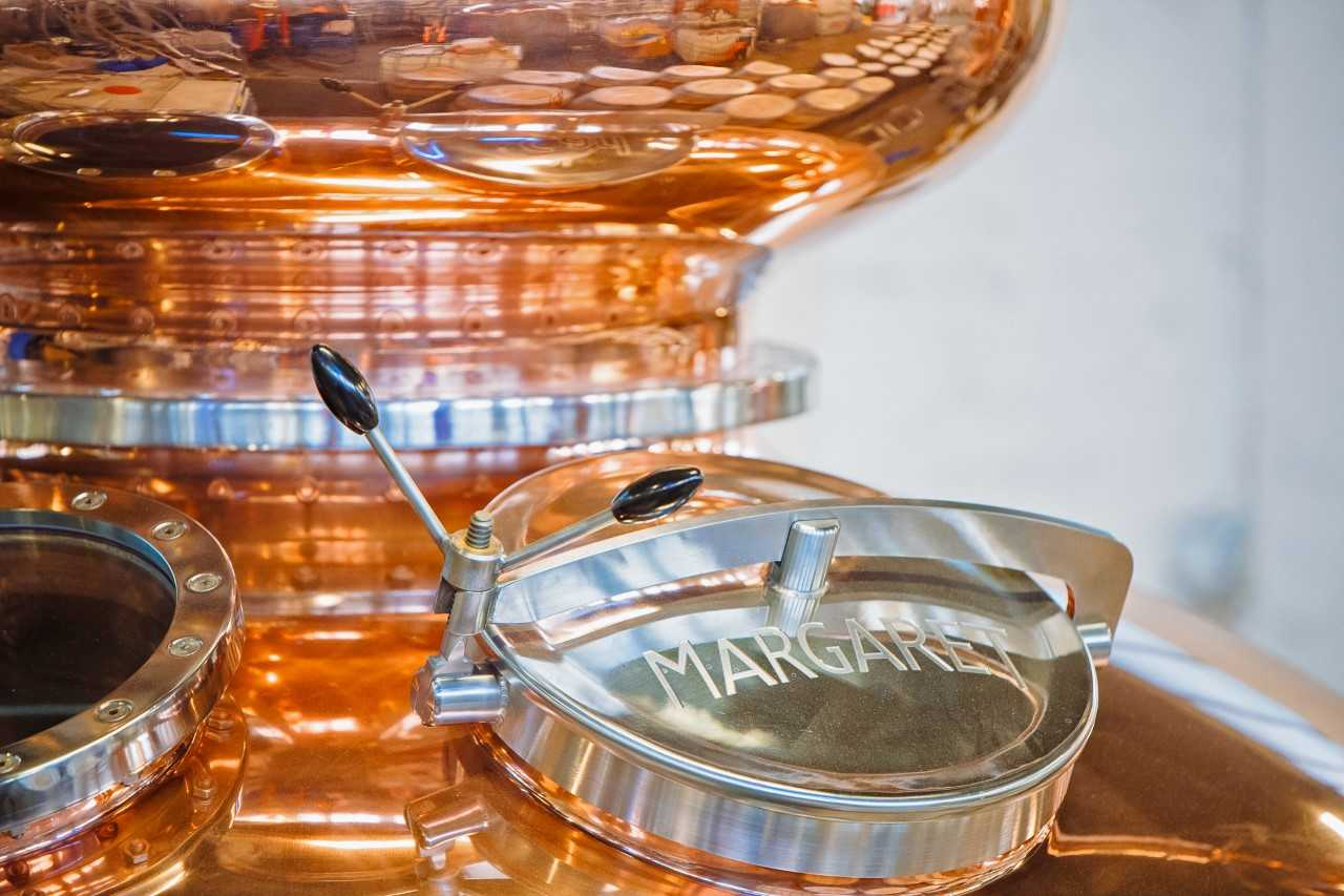 Glasgow Distillery toasts Margaret and Frances Macdonald with new stills