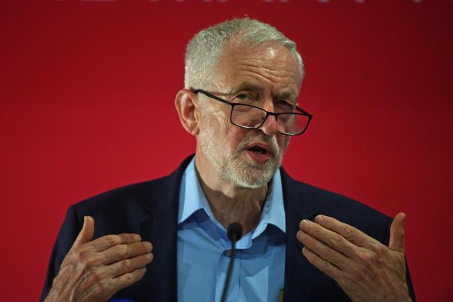 Jeremy Corbyn's leadership has been questioned