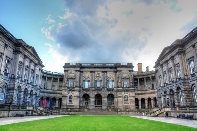 The University of Edinburgh said the current system was not sustainable