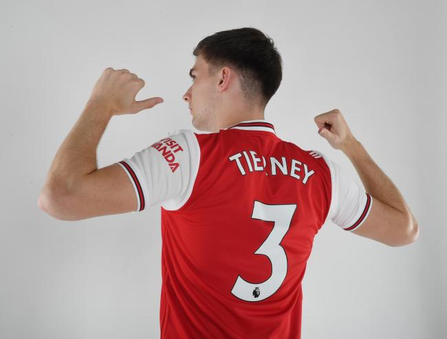 Scotland should also benefit from Kieran Tierney's transfer to Arsenal