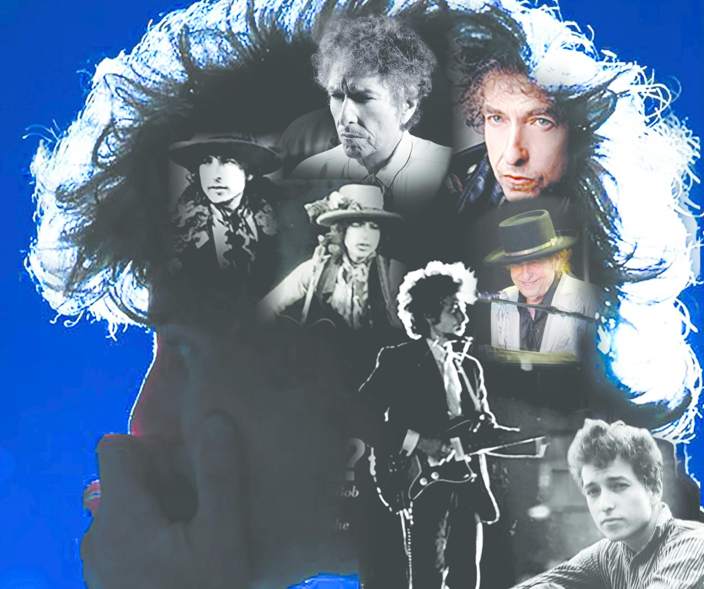 Alan Taylor: Bob Dylan is a man always on the move