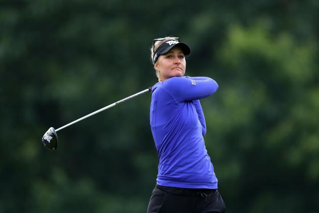 Anna Nordqvist qualified for Europe's Solheim Cup team