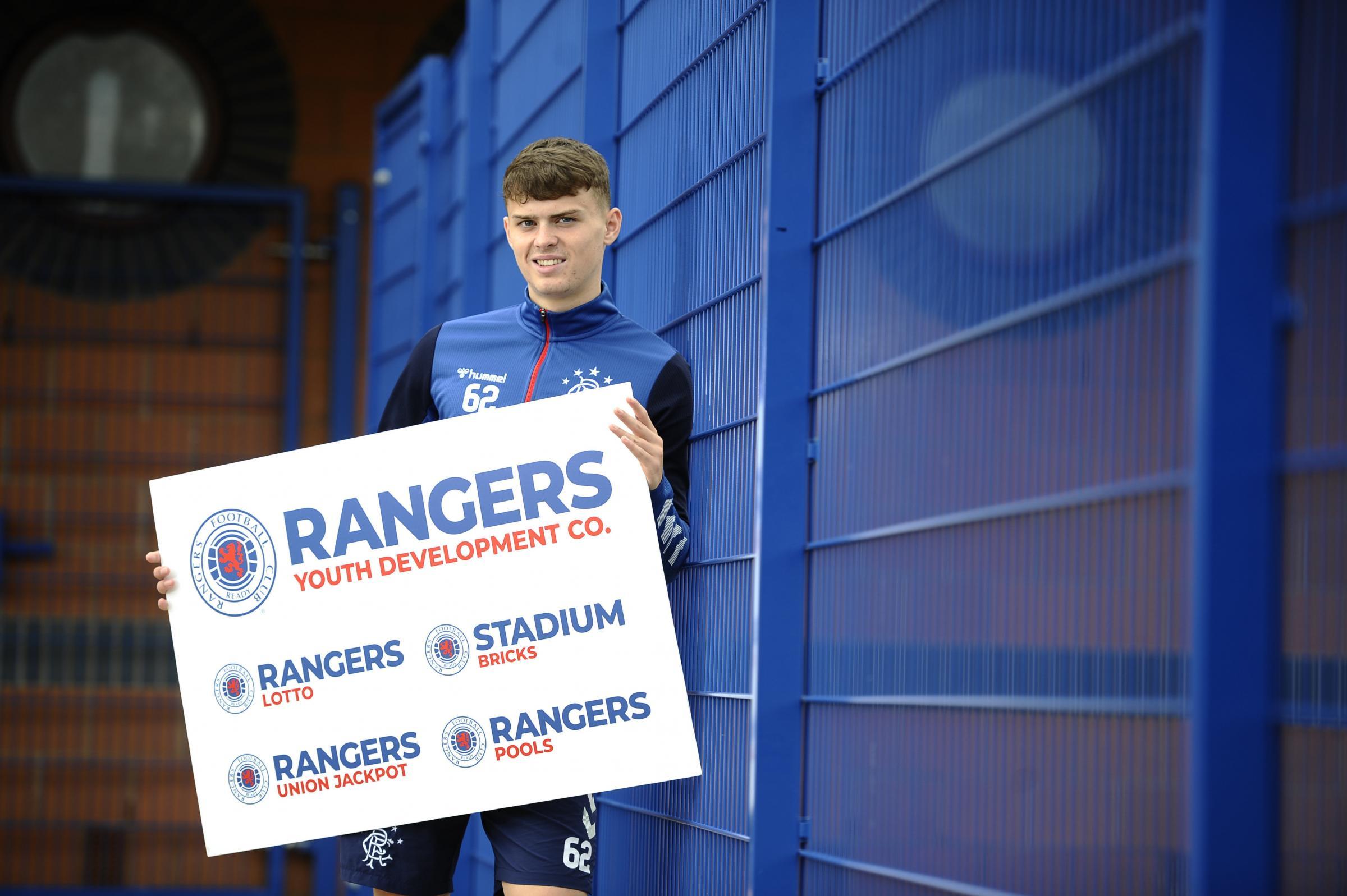 Rangers' Josh McPake savours dream summer as he signs Ibrox deal