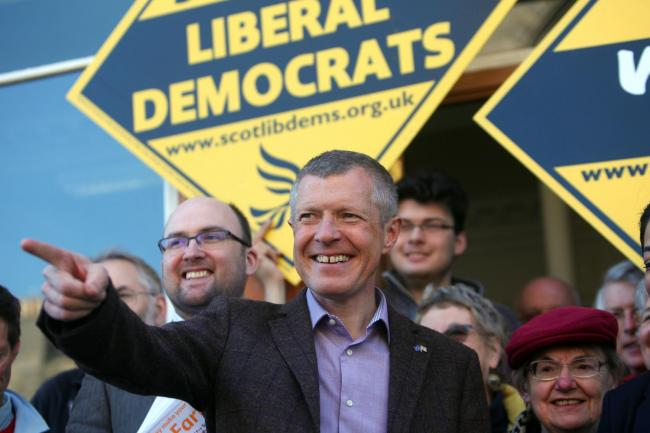 Scottish LibDems leader Willie Rennie said Fiona Dryburgh will be a 'great addition' in South Lanarkshire