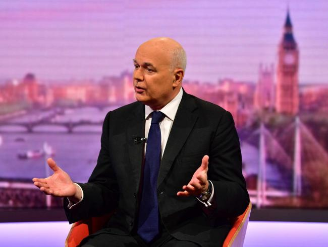 Iain Duncan Smith has assured the public during a BBC 5 Live interview that everything is under control