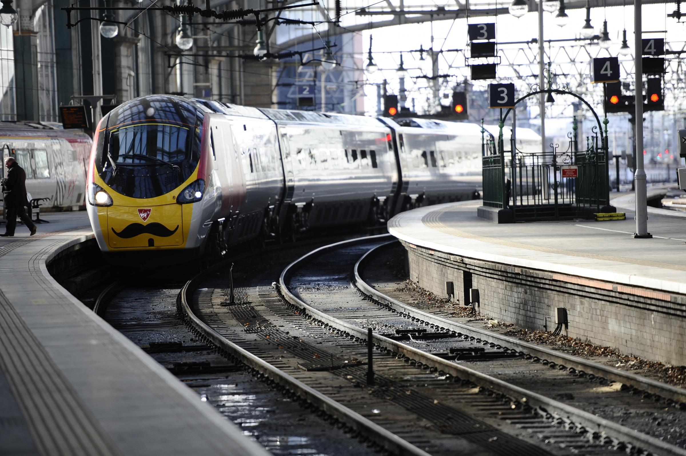 FirstGroup to take over West Coast line from Virgin Trains