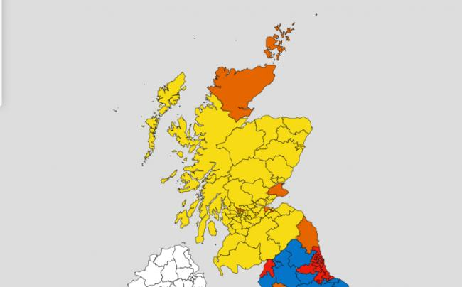 The SNP will win more than 50 seats in the next General Election, a Survation poll indicates