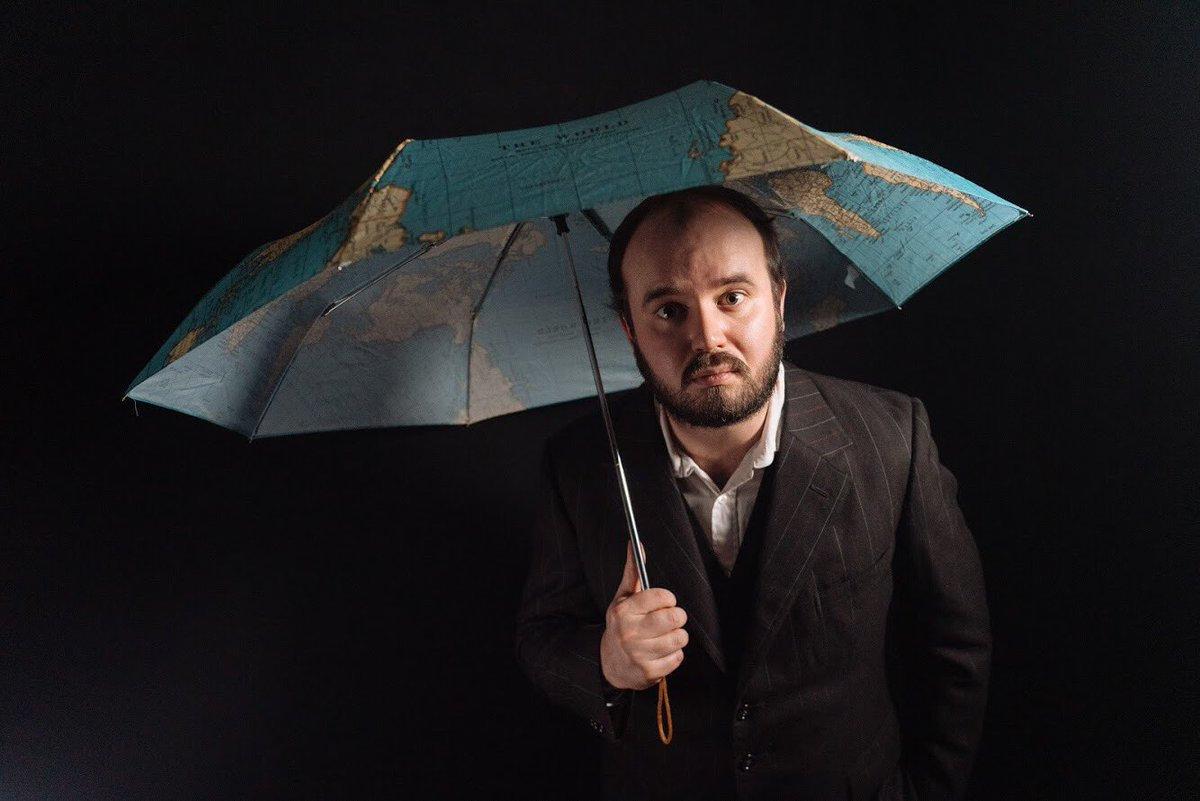 Andrew Tickell: Edinburgh Fringe Festival can be Jekyll and Hyde