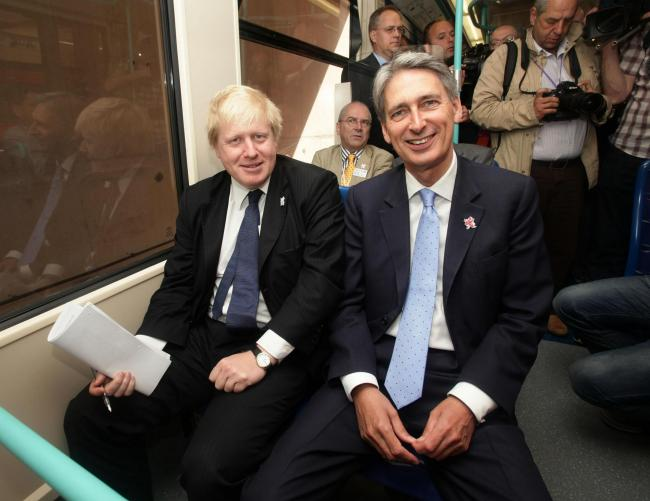 Boris Johnson's plans to force through a No-Deal Brexit are being opposed by Philip Hammond