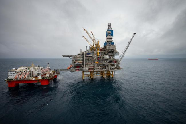 The Mariner field off Shetland is expected to produce more than 300 million barrels of oil over the next 30 years