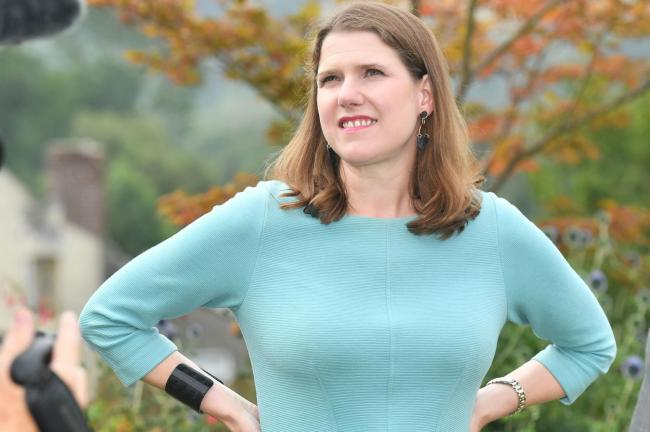 Jo Swinson reversed her decision to rule out supporting a cross-party bid to stop No Deal
