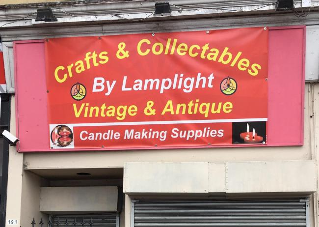 The registered office for Labour Party Scotland Ltd is at a shop called Crafts and Collectables by Lamplight in Glasgow