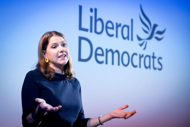 LibDem leader Jo Swinson has been far from vocal about the big by-election