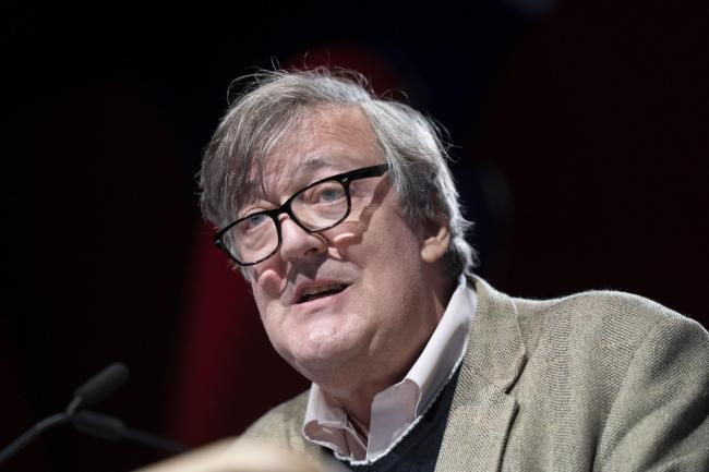Stephen Fry is going back to where his career began