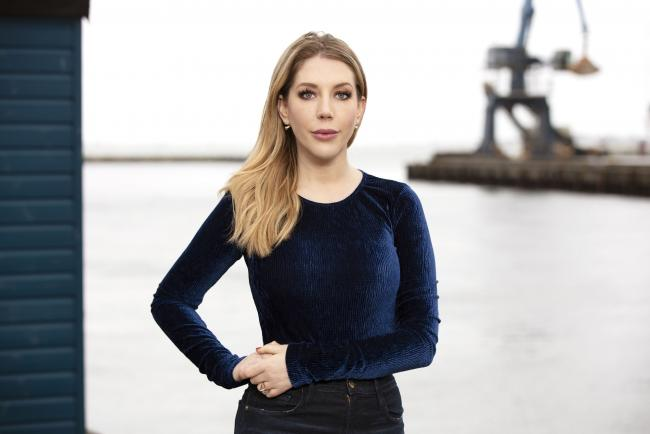 Comedian Katherine Ryan delves into her family's history
