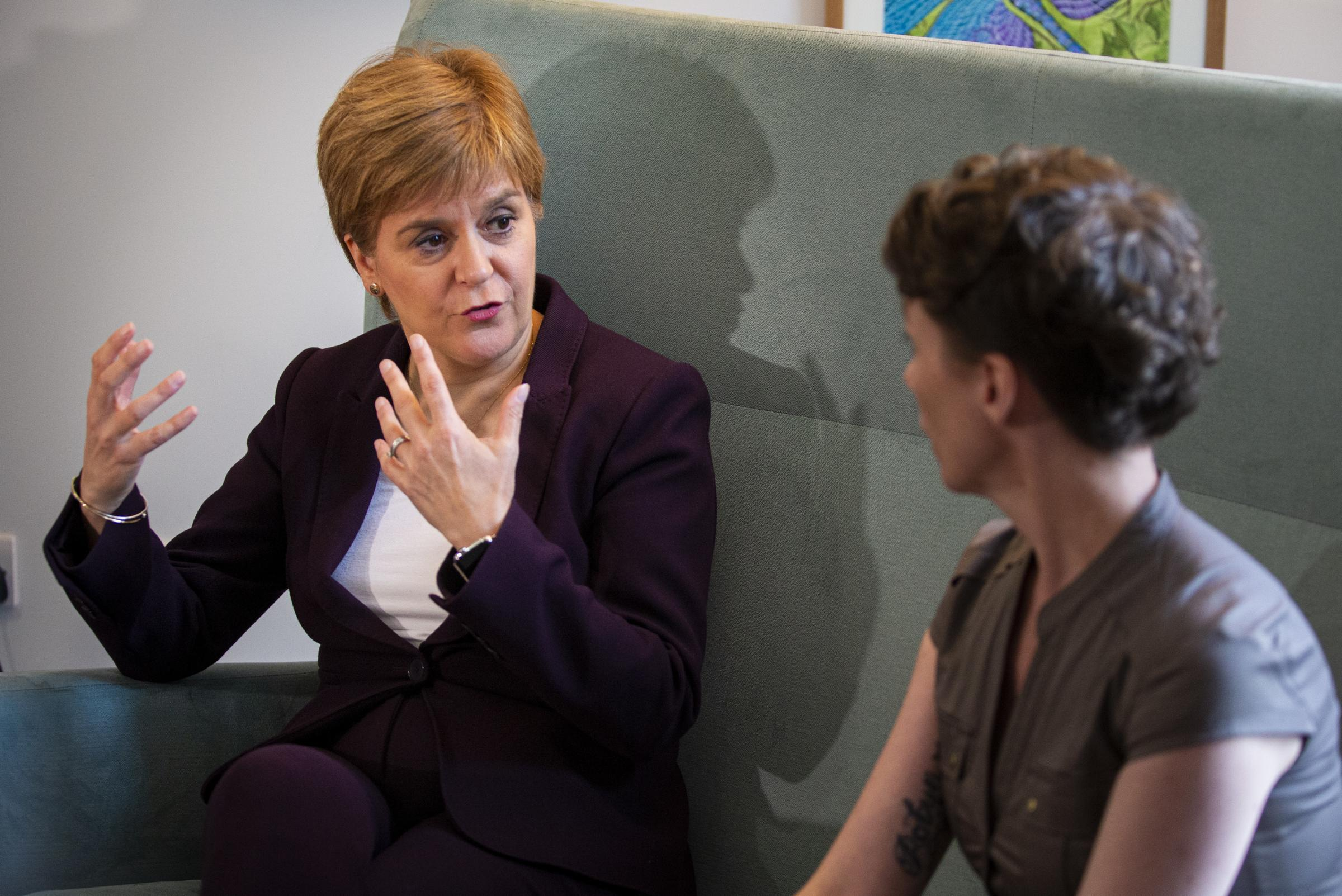Everything the SNP and Nicola Sturgeon do is being undermined