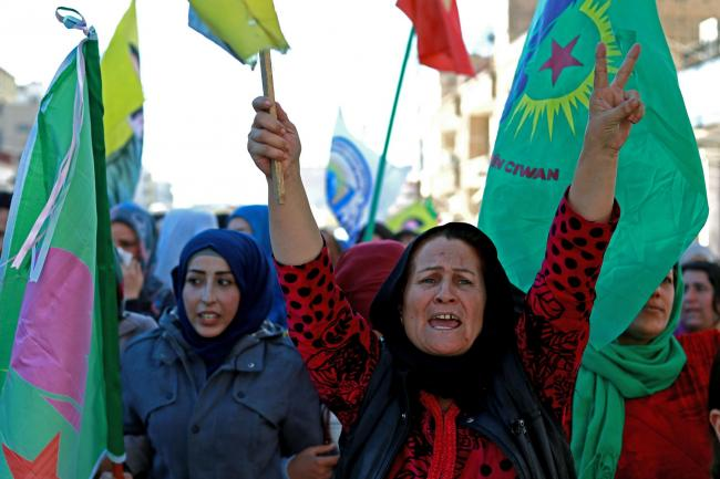 The Kurdish people face an intense struggle for their democratic rights