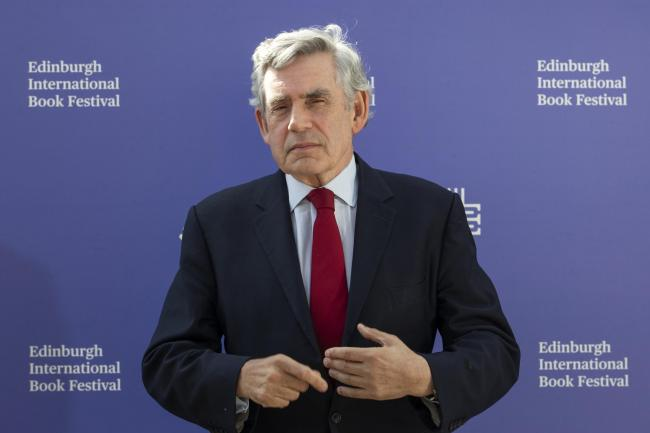 Gordon Brown promised 'something as near to federalism as possible in the British system'