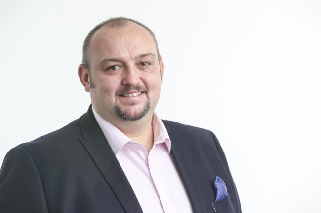 Scape Group chief executive Mark Robinson