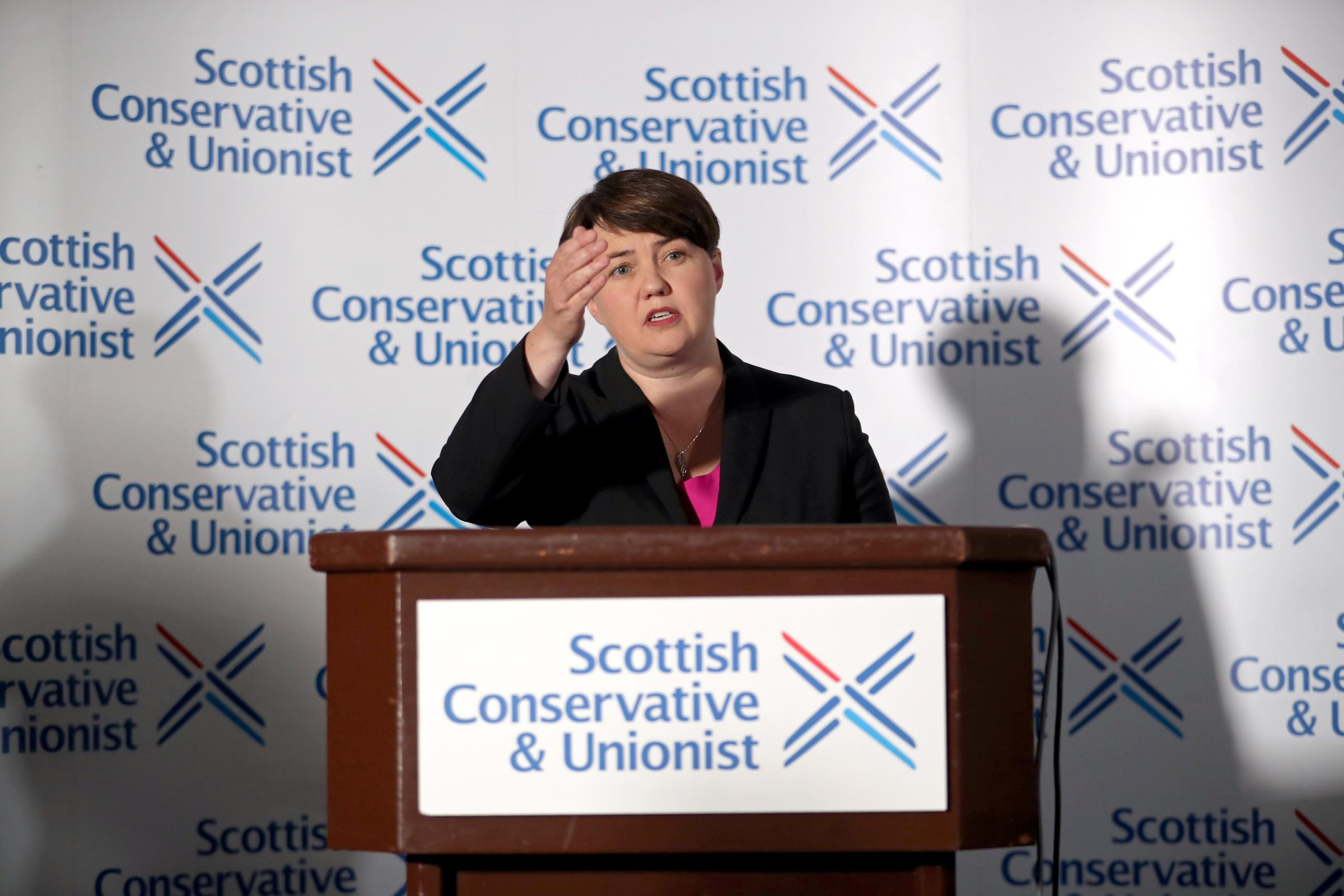Public spending, Ruth Davidson and a Plan B for independence