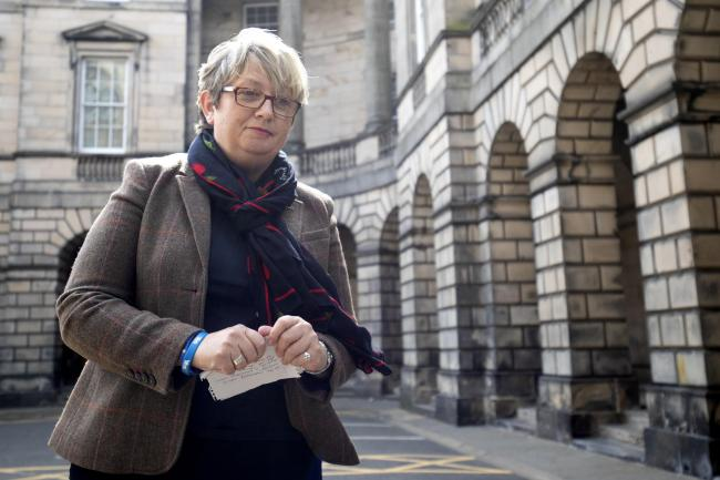 Joanna Cherry: 'Is this another attack on devolution?'