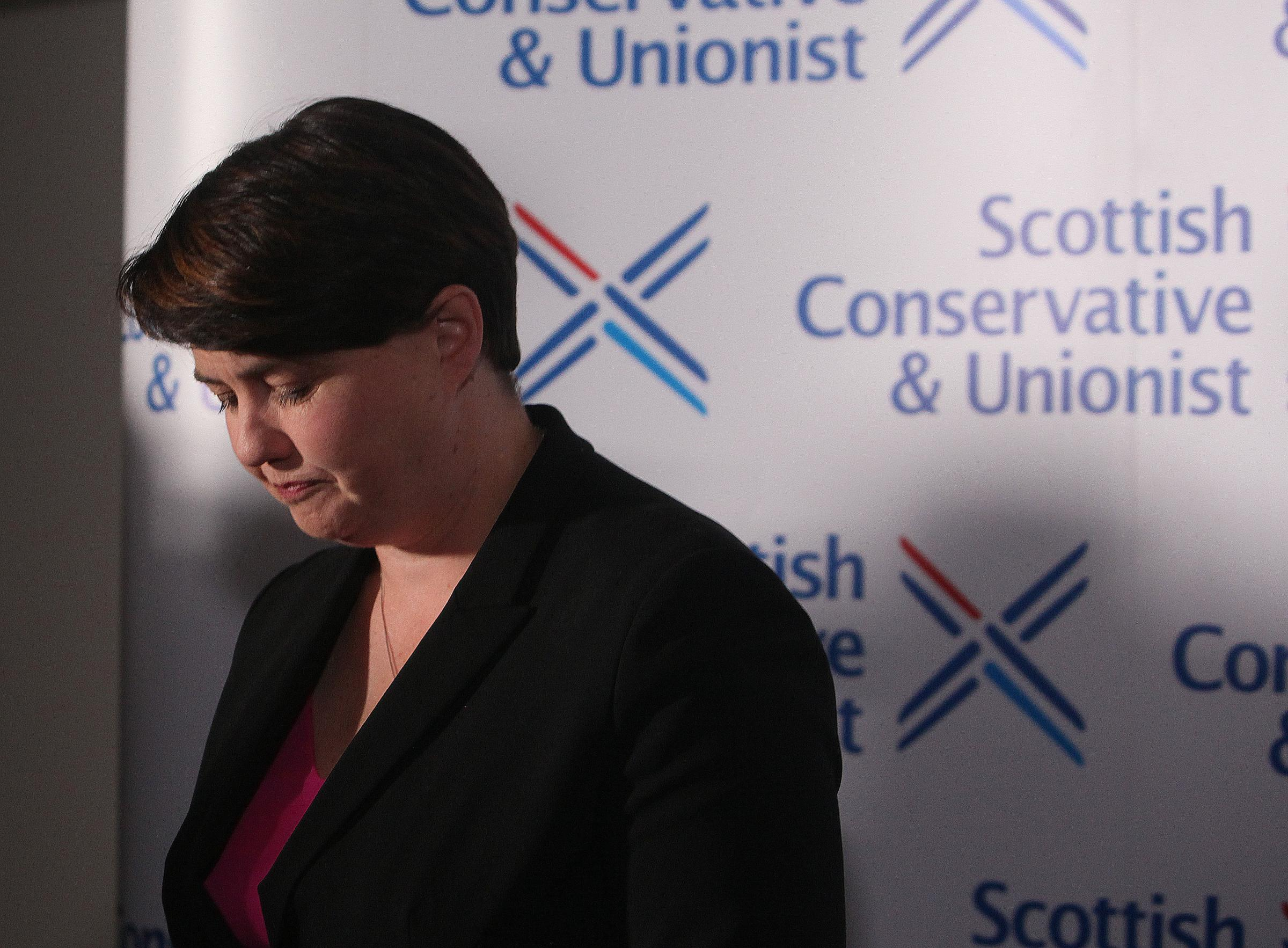 Ruth Davidson urged to quit after ITV appearance fee revealed