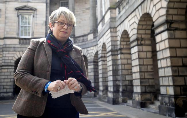 SNP MP Joanna Cherry is a lead petitioner on the case against the Parliament suspension