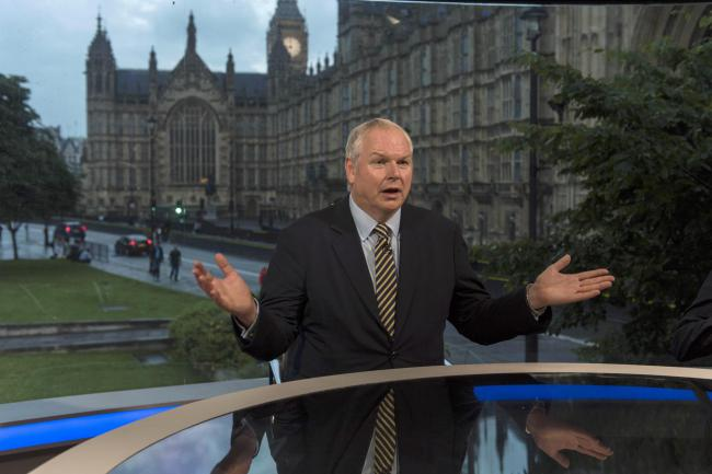 Sky News presenter Adam Boulton failed to challenge inaccuracies
