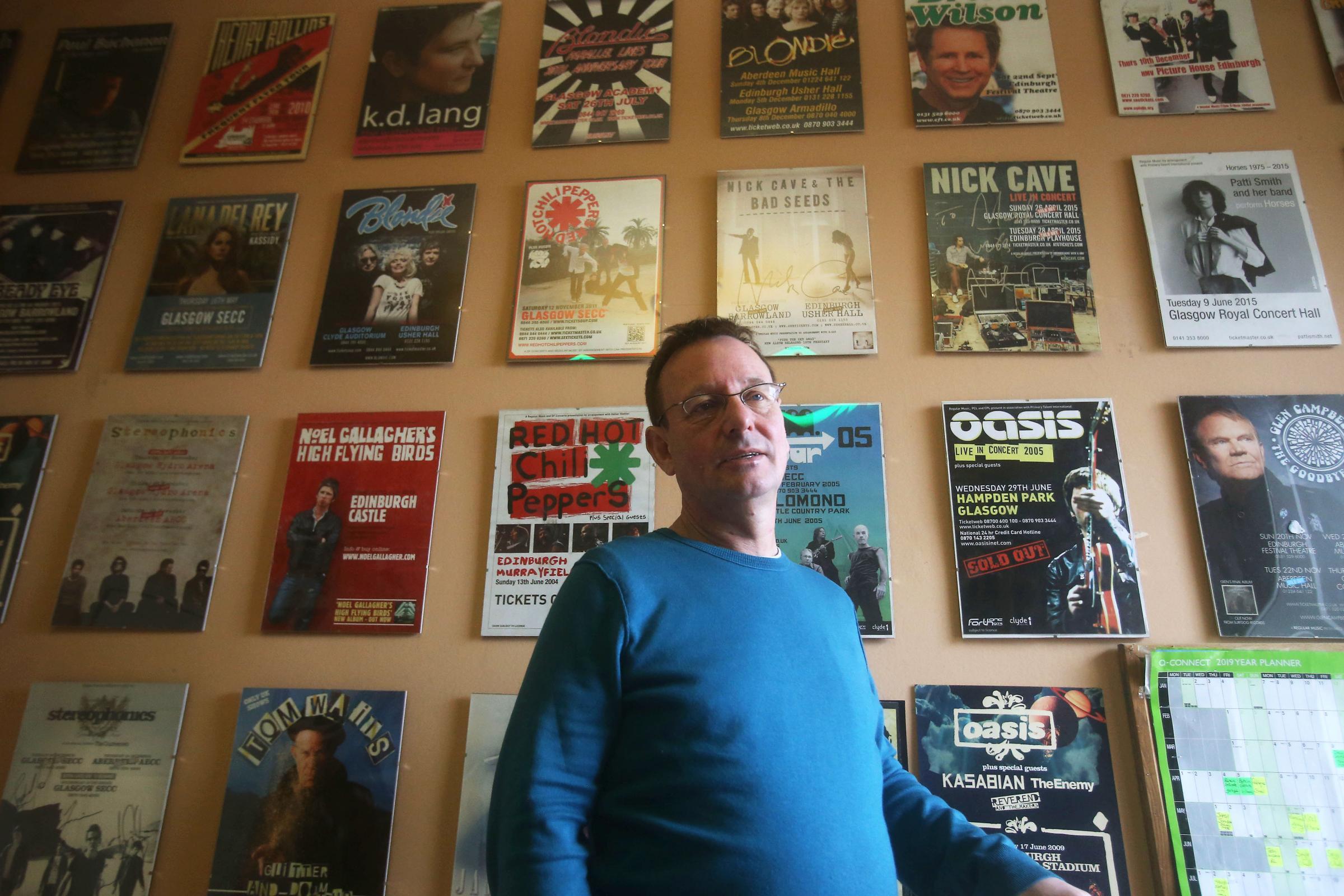 Regular Music's Mark Mackie: 10 things that changed my life