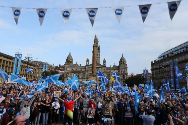 'The Yes side should not fear a shift of focus'