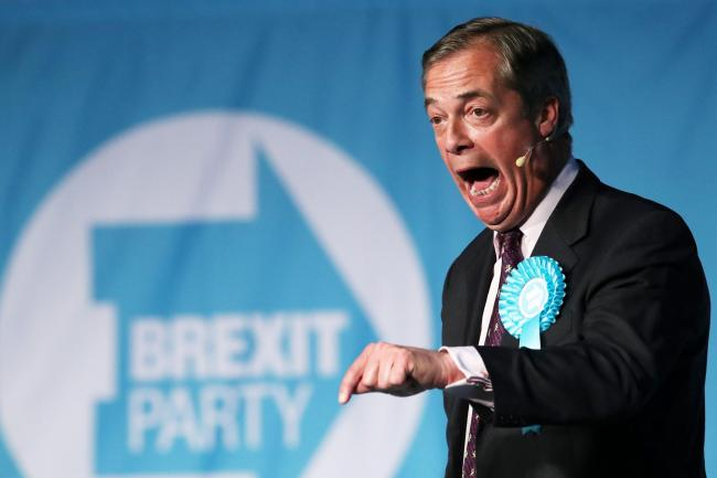 Brexit Party claim SNP are 'Scotland's enemy' in bizarre rant