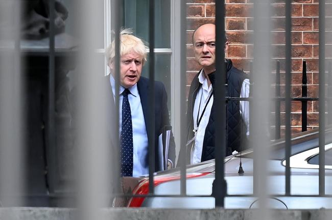 The annexation of power by Boris Johnson and Dominic Cummings has been breath-taking and sinister