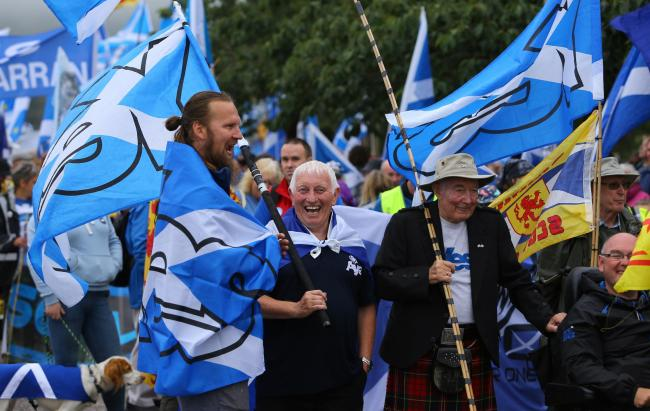 Perth will be ready for Scottish Independence march this
