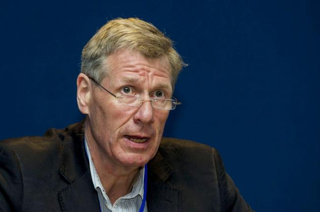 Kenny MacAskill was told that attacks on Donald Trump are unwelcome in Tory Britain