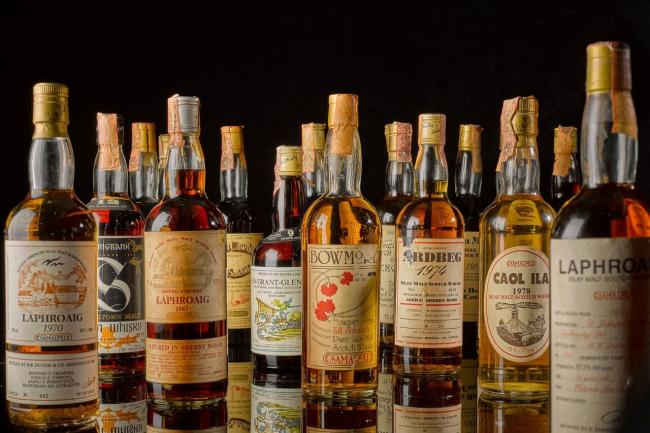 The value of whisky exported from Scotland grew by 4.4% to £4.91 billion last year
