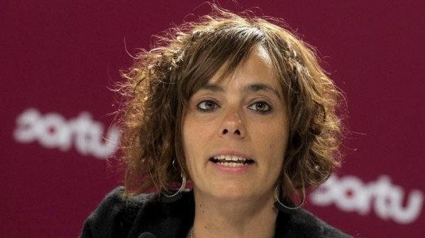 Amaia Izko was arrested over alleged links to ETA