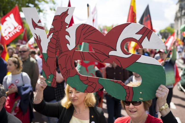 The momentum for independence in Wales is growing and growing