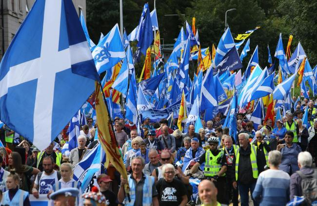 The independence event is sponsored by the Morningside Branch of the SNP and entry is free
