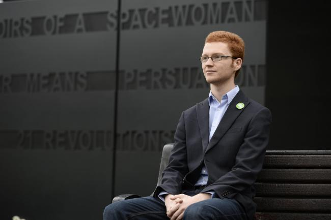Scottish Green party MSP Ross Greer accused the SNP of directly funding munitions used in warfare