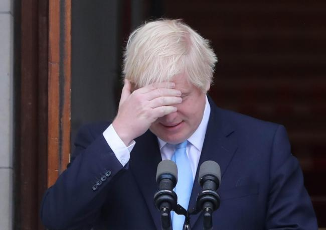 Boris Johnson's plans to prorogue Parliament may have been scuppered