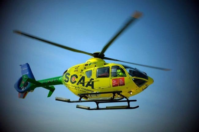 SCAA announces launch new Scottish charity air ambulance