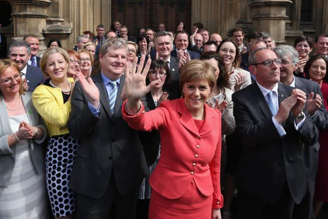Those who support the SNP or are prepared to lend them a vote cannot afford to stay at home at the upcoming election