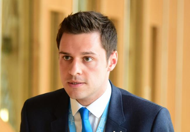 Ross Thomson is a Scottish Conservative Party MP representing Aberdeen South since 2017