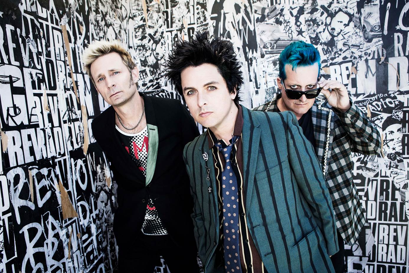Green Day return to Scotland after cancelling show three years ago