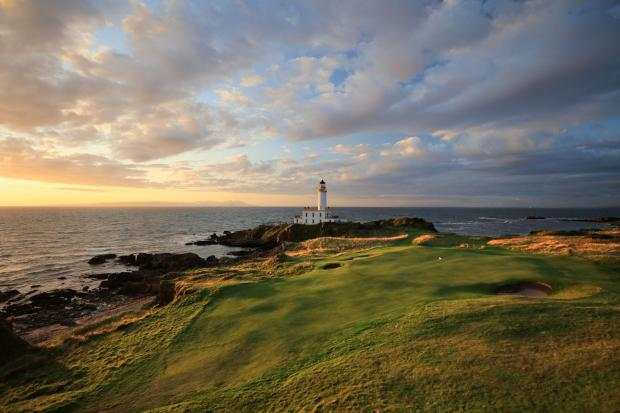 The National: Donald Trump's Turnberry golf course was one of the places inspected by Sepa that was found to be underperforming on its environmental duties