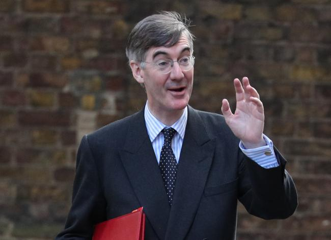 Is it possible that Jacob Rees-Mogg is an even bigger buffoon than Boris Johnson?