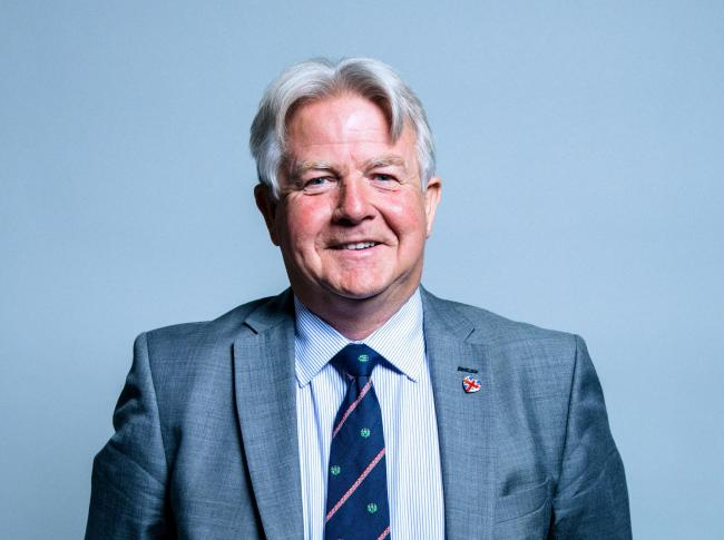Tory MP Bill Grant has said he will not stand against as support in Scotland plummets