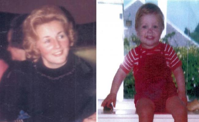 Renee MacRae and her son Andrew disappeared more than 40 years ago