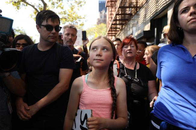 Greta Thunberg's activism was the catalyst for the youth climate strikes – with a key global event next week